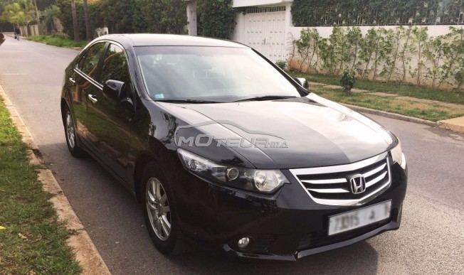 honda accord 2012 diesel 143180 occasion rabat maroc. Black Bedroom Furniture Sets. Home Design Ideas