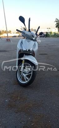 Moto au Maroc HONDA Sh 125i - 271666