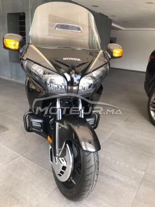 دراجة نارية في المغرب هوندا جل 1800 جولد وينج - 226461