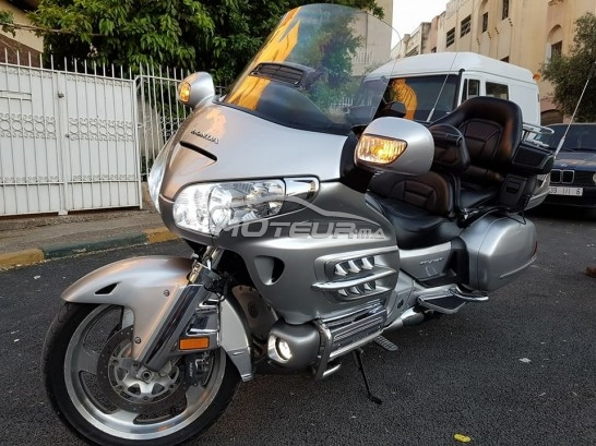 دراجة نارية في المغرب هوندا جل 1800 جولد وينج - 157084