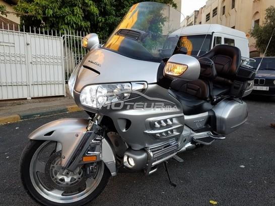 Moto au Maroc HONDA Gl 1800 gold wing - 157084