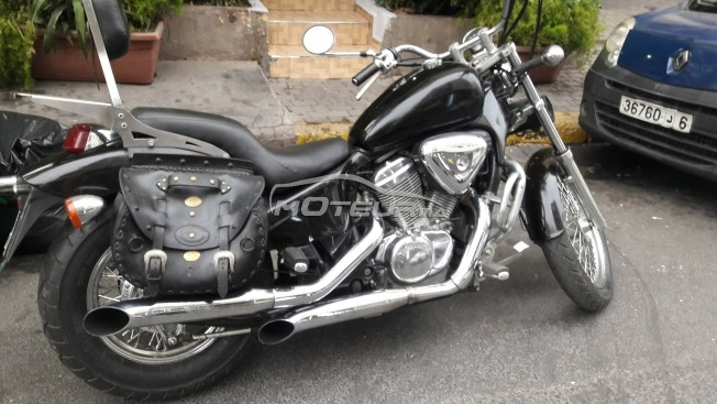 Moto au Maroc HONDA Shadow - 164813