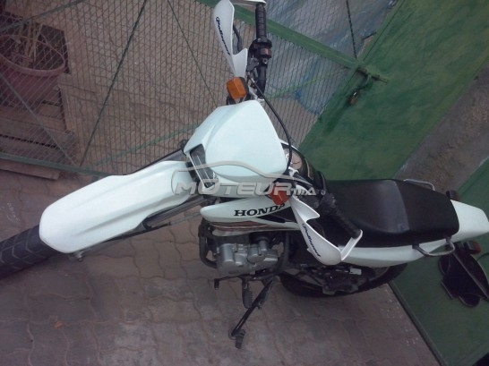 Moto au Maroc HONDA Bros - 147305