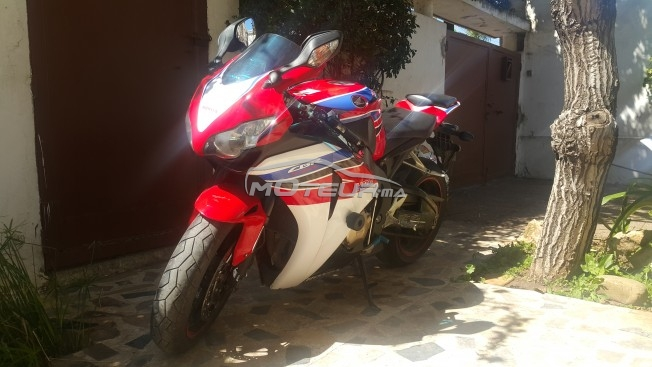 Moto au Maroc HONDA Cbr 1000 rr - 206546