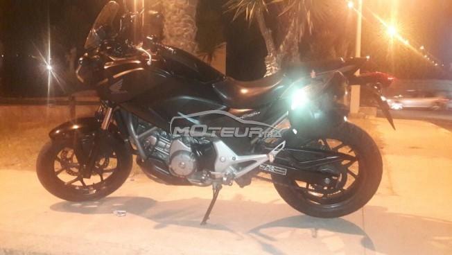 Moto au Maroc HONDA Nc Nc700x - 146307