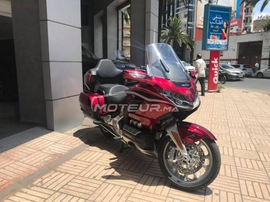 دراجة نارية في المغرب هوندا جل 1800 جولد وينج - 226468