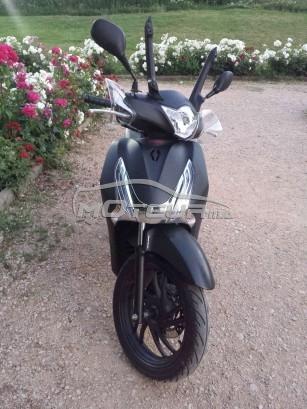 Moto au Maroc HONDA Sh 125i - 164582