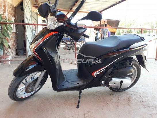دراجة نارية في المغرب HONDA Sh 125i - 220241