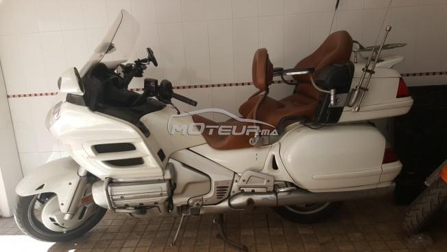 دراجة نارية في المغرب هوندا جل 1800 جولد وينج اب - 211870