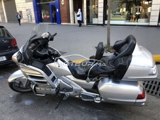 دراجة نارية في المغرب HONDA Gl 1800 gold wing - 307970