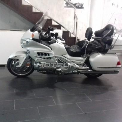 Moto au Maroc HONDA Gl 1800 gold wing Sc47 - 262491