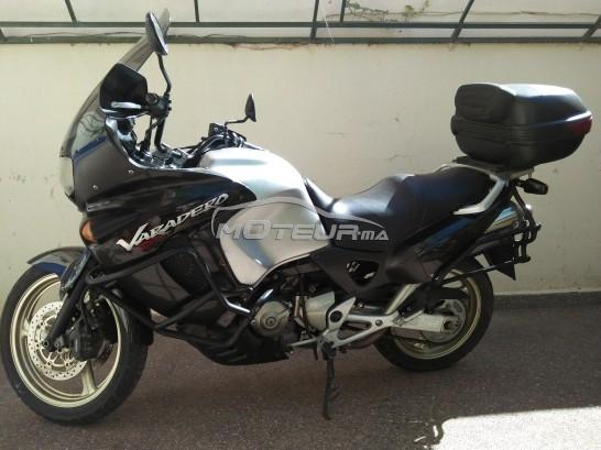 Moto au Maroc HONDA Xl 1000 v varadero - 165281
