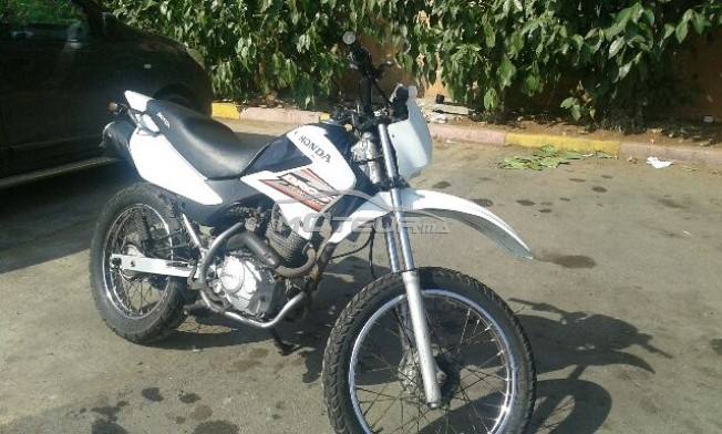 Moto au Maroc HONDA Bros - 183400