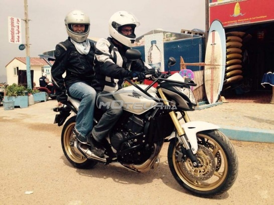 Moto au Maroc HONDA Cb 600 f hornet - 154993