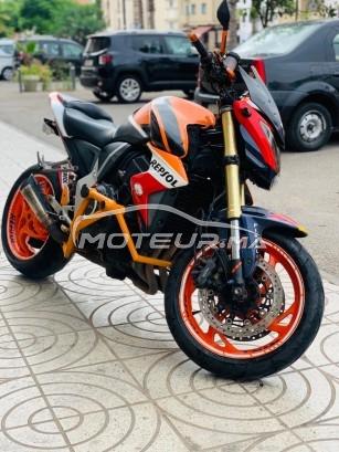 دراجة نارية في المغرب HONDA Cb1000r Repsol abs - 323511