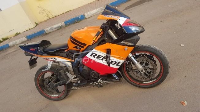 Moto au Maroc HONDA Cbr 600 Rr600 - 255268