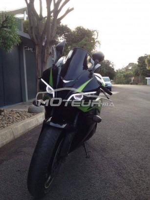 Moto au Maroc HONDA Cbr 600 rr - 157265