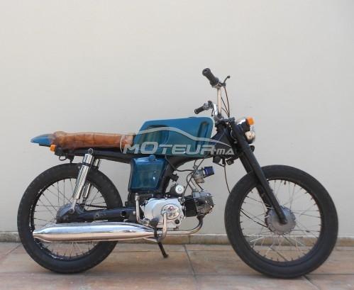دراجة نارية في المغرب هوندا سد 50 بينلي - 160635