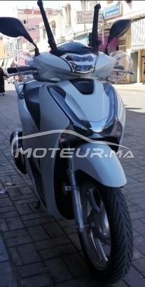 دراجة نارية في المغرب HONDA Sh 300i - 307489