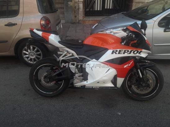 دراجة نارية في المغرب هوندا سبر 600 - 175061