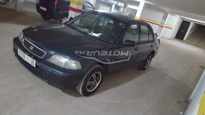 Voiture Honda City 1999 à sale  Essence