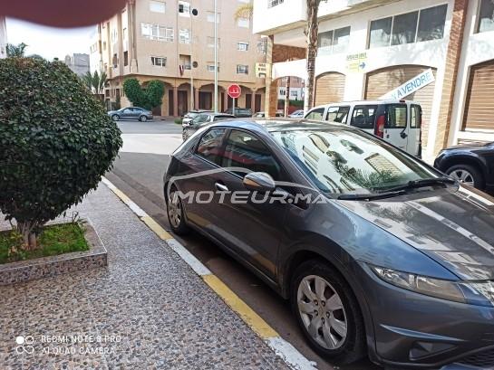 Voiture Honda Civic 2011 à agadir  Essence  - 8 chevaux