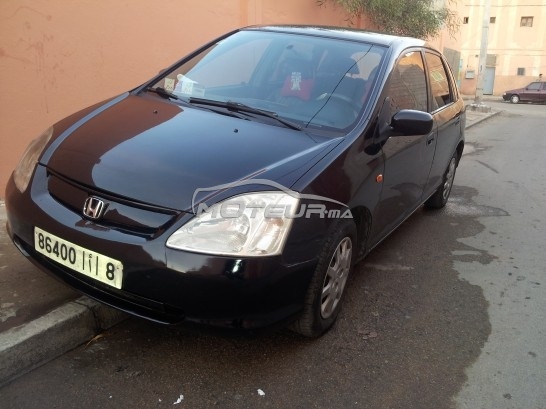 سيارة في المغرب هوندا سيفيك - 135293