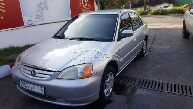 سيارة في المغرب هوندا سيفيك - 235611