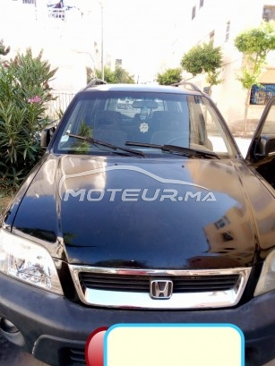 Voiture Honda Cr v 2000 à fes  Essence  - 11 chevaux