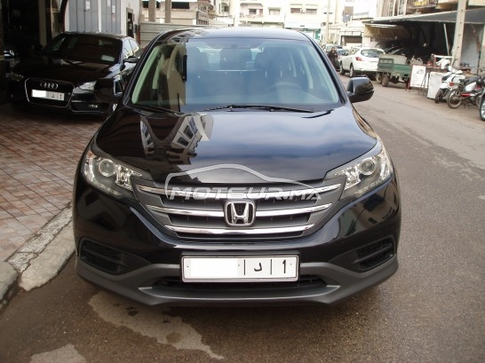 HONDA Cr-v 2.2 occasion