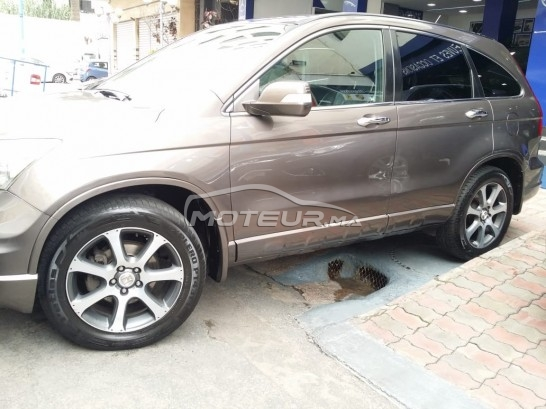 Voiture Honda Cr v 2012 à casablanca  Essence
