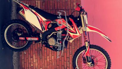 شراء الدراجات النارية المستعملة HONDA Crf 450 f في المغرب - 216469