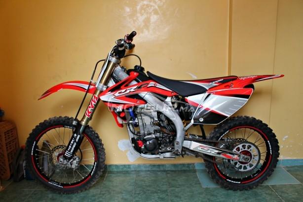 دراجة نارية في المغرب Motocross - 239470