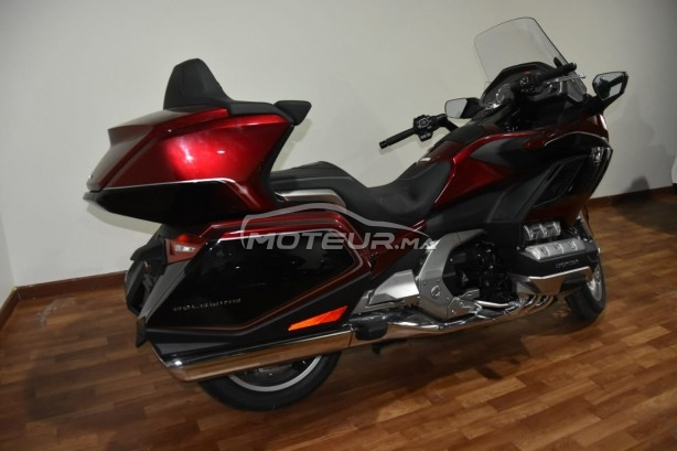 HONDA Gl 1800 gold wing مستعملة