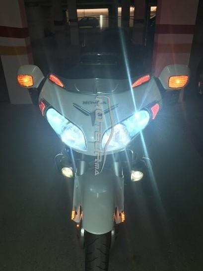 Moto au Maroc HONDA Gl 1800 gold wing ab - 169466
