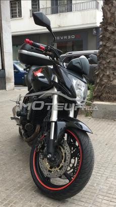 دراجة نارية في المغرب هوندا هرنيت - 157710