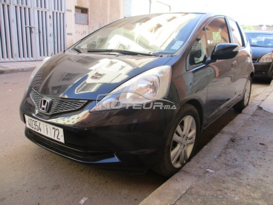 honda jazz 2010 essence 146800 occasion casablanca maroc. Black Bedroom Furniture Sets. Home Design Ideas