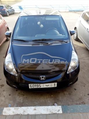 سيارة في المغرب هوندا جازز - 201061