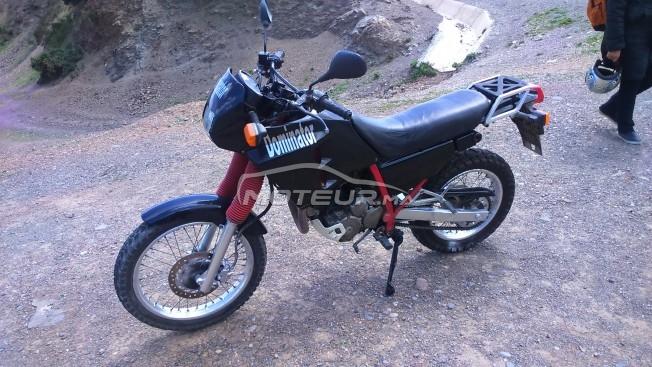 Moto au Maroc HONDA Nx 250 - 230828