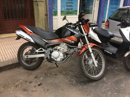 دراجة نارية في المغرب هوندا نكس 4 فالكون - 203909