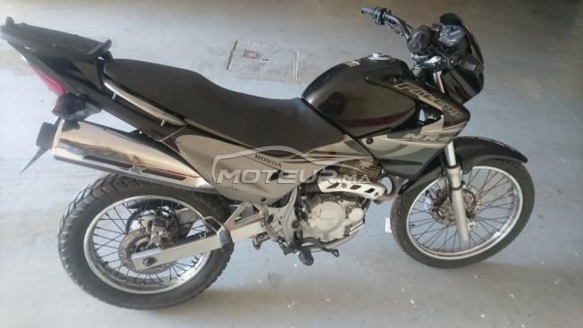 دراجة نارية في المغرب هوندا نكس 4 فالكون Gl - 234623