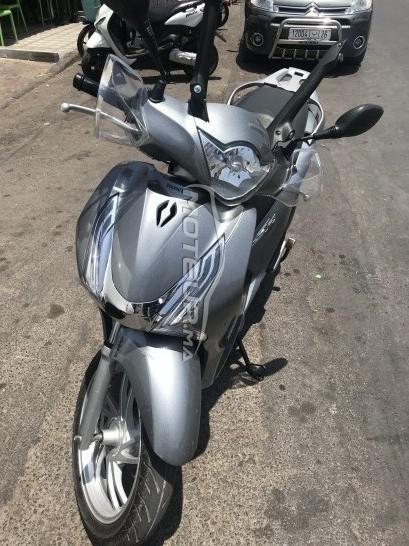 دراجة نارية في المغرب HONDA Sh 125 - 227549