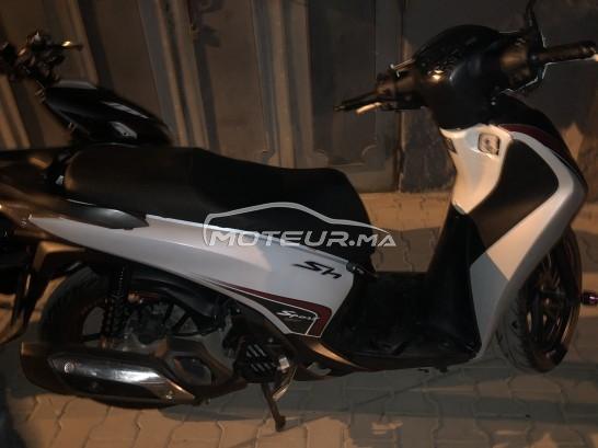 Moto au Maroc HONDA Sh 125i - 306422
