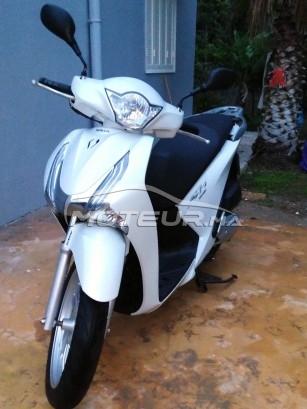 دراجة نارية في المغرب HONDA Sh 125i - 244986