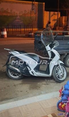 دراجة نارية في المغرب HONDA Sh 125i - 334626