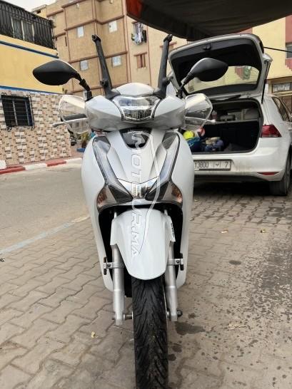 دراجة نارية في المغرب HONDA Sh 125i Smart - 368306