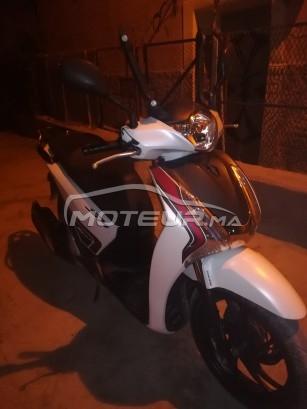 دراجة نارية في المغرب HONDA Sh 125i Sport - 263499