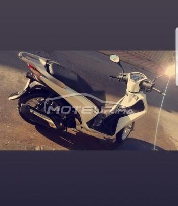 دراجة نارية في المغرب HONDA Sh 125i - 257542