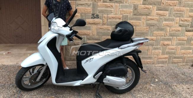 دراجة نارية في المغرب HONDA Sh 150i - 237309