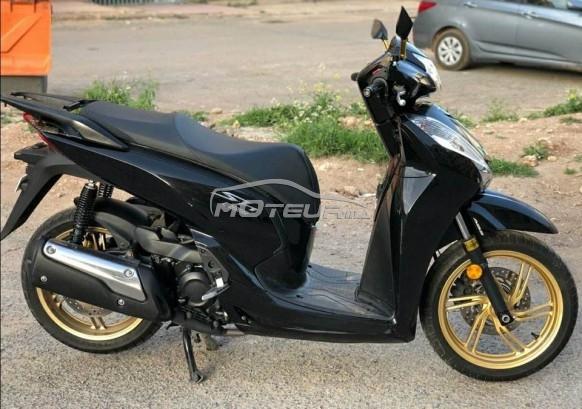 دراجة نارية في المغرب هوندا ش 300ي - 214369